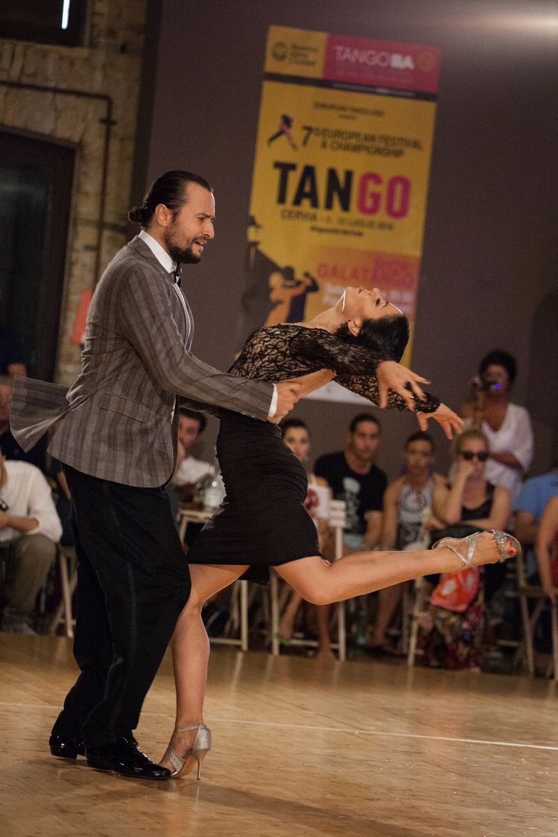 European Tango, foto Matteo Marotta