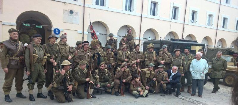 22 ottobre Liberazione di Cervia, Gotica Romagna
