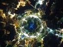 Capodanno, Mima On Ice veduta dall'alto