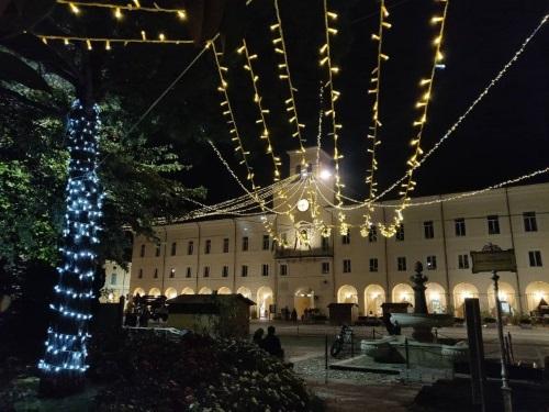 Cervia, emozioni di Natale, luminarie Piazza Garibaldi 2018
