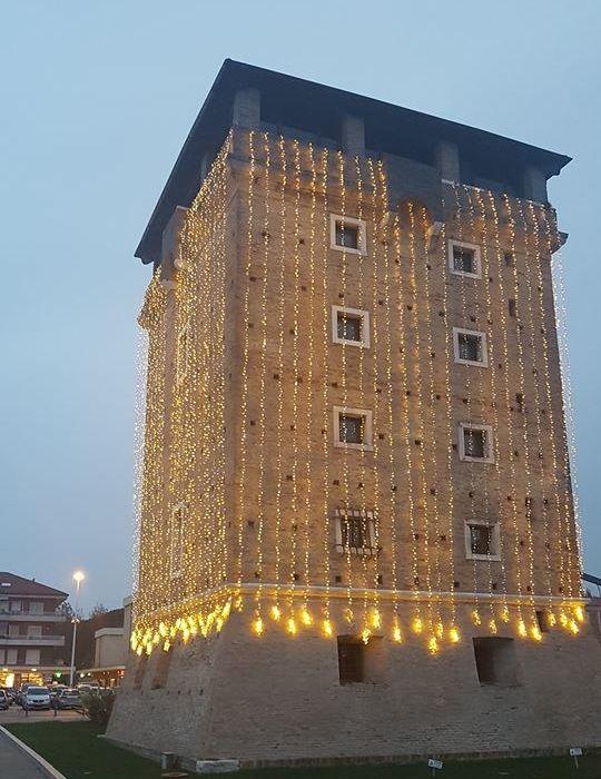 Cervia Emozioni di Natale, Torre San Michele - Ph. Paride Ciotti Angela