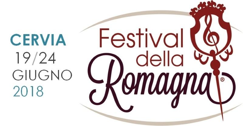 Festival della Romagna, logo 2018