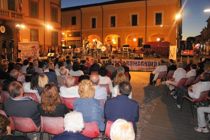 Festival della Romagna, Piazza Garibaldi