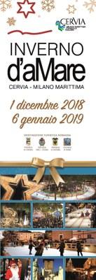 Inverno d'aMare 2018-2019, segnalibro