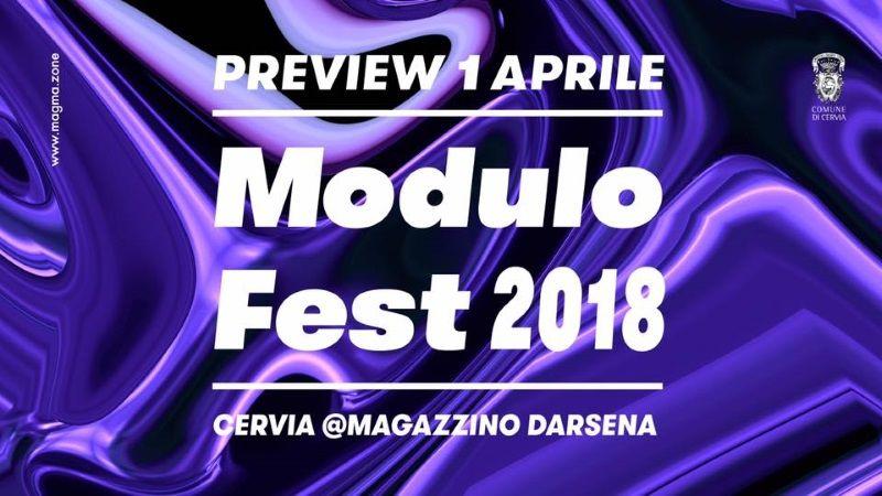 Modulo Fest anteprima 2018