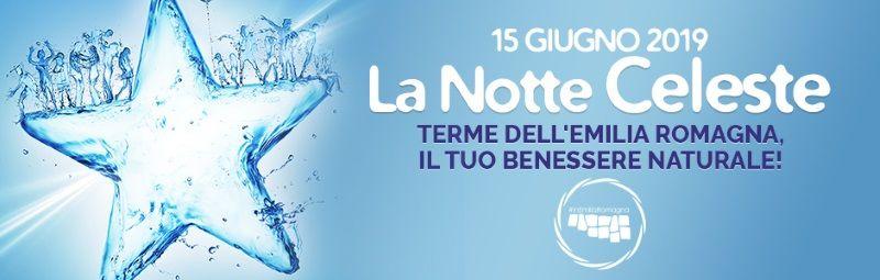 Notte Celeste, banner 2019