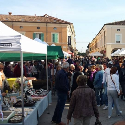 A Spass par Zirvia, Piazza Garibaldi