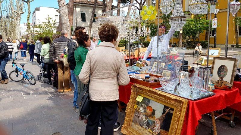 A Spass par Zirvia, Viale Roma