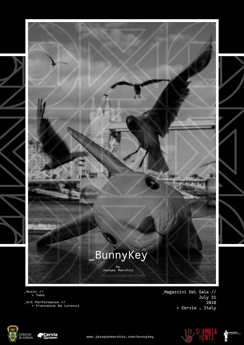 Bunny Key, locandina