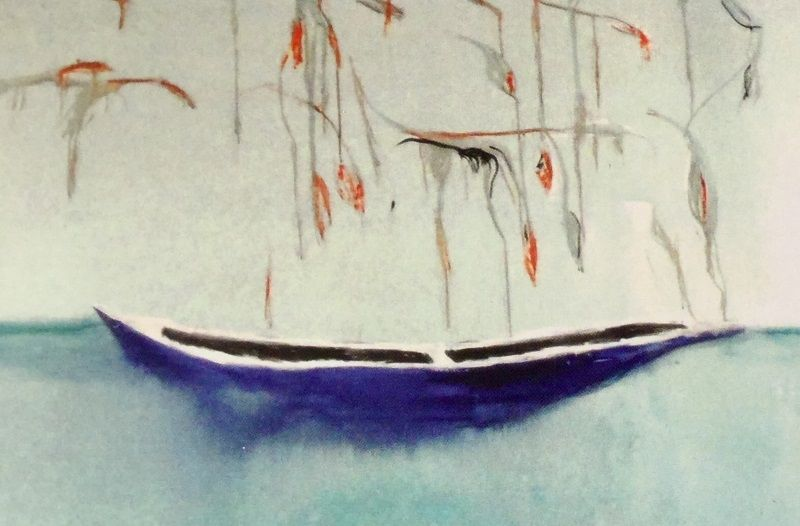 Il ventre delle barche, barca