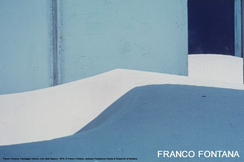 Linee e forma - foto di Franco Fontana