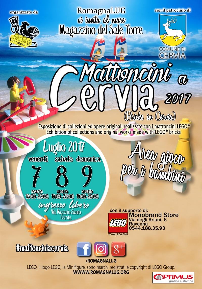 Mattoncini a Cervia - locandina - 800