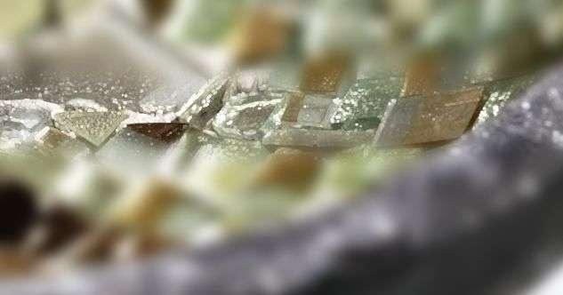 Memoria Temporis, mosaico