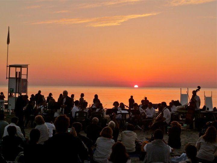 Concerti all'alba, Grande Orchestra Città di Cervia