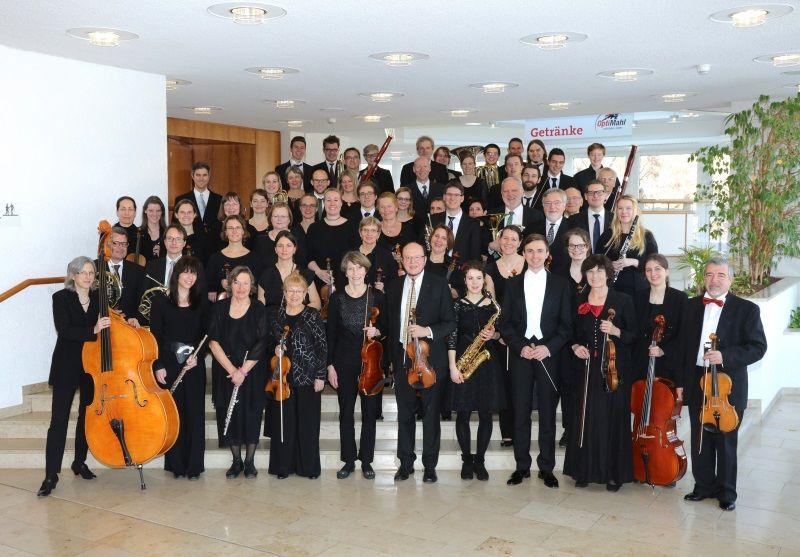 Concerto dell'Amicizia, Orchestra Sinfonica Città di Aalen