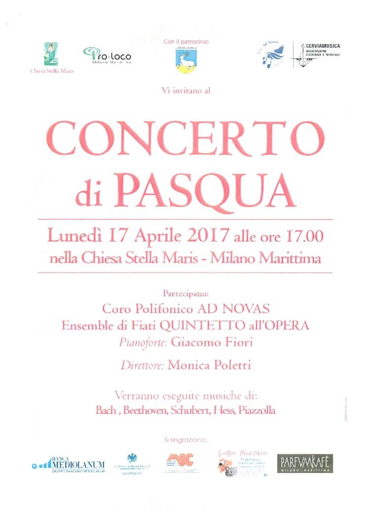 Concerto di Pasqua - locandina - 750