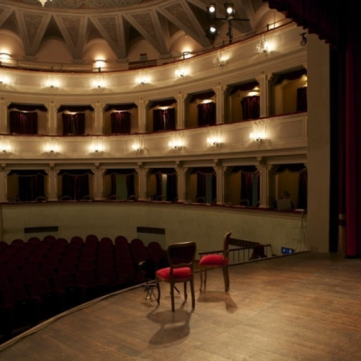 """Festival Chitarristico Internazionale """"Luigi Legnani"""" - teatro"""