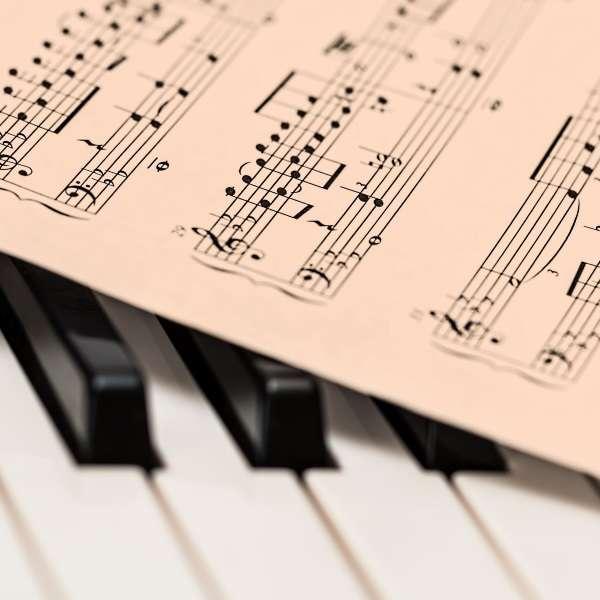 Tramonti musicali - piano - 600 opt60