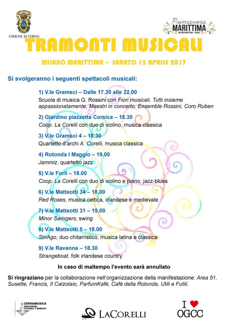 Tramonti musicali - locandina programma - 750 opt60
