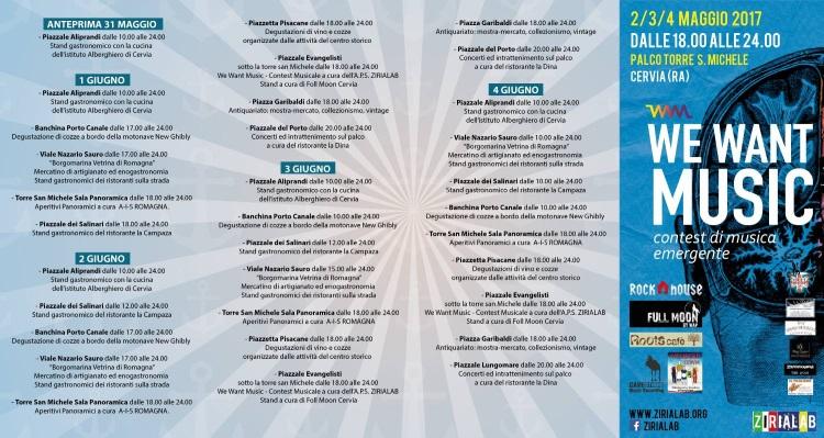 La cozza di Cervia in festa - programma pag. 2_750
