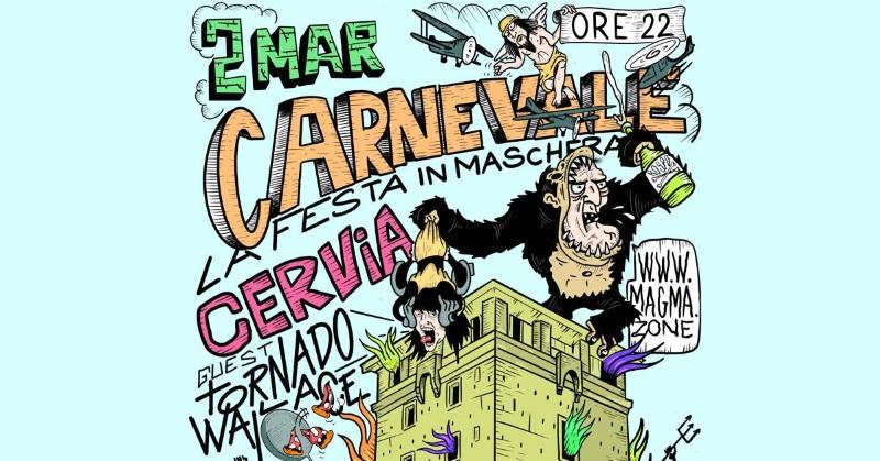 Carnevale in maschera 2019