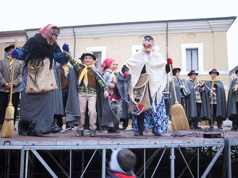 Festa della Pasquella - Pasqualotti Befane 480