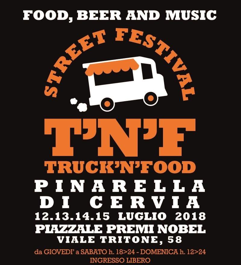 Truck'n'Food, locandina