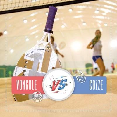 24 ore di Beach Tennis - Sfida tra due squadre, vongole vs. cozze