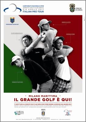 Campionato Nazionale Open, locandina