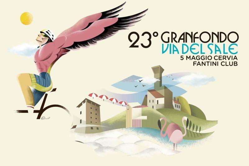 Sportur Granfondo,  logo 2019