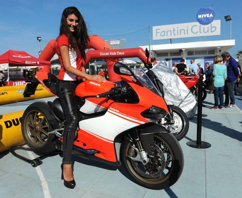 Motors Beach Show, moto Ducati