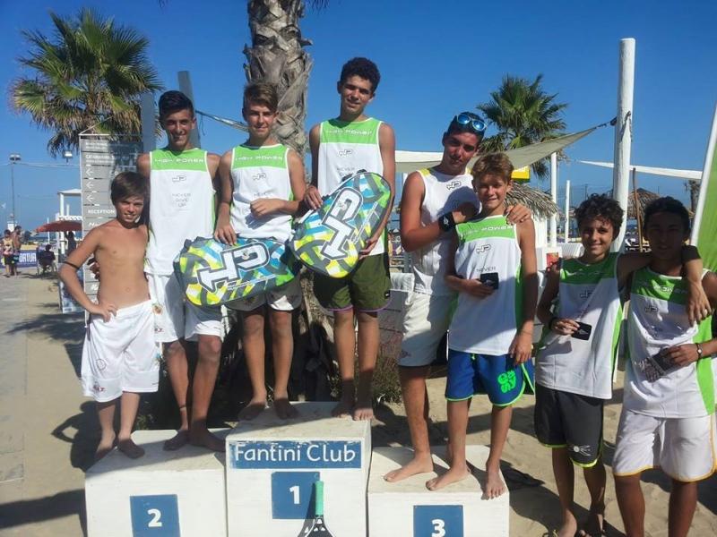 Playball - Master Coppa Under - podio 2016 - 800