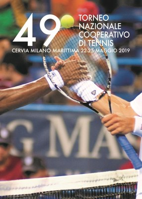 Torneo Nazionale Tennis Cooperativo, locandina 2019