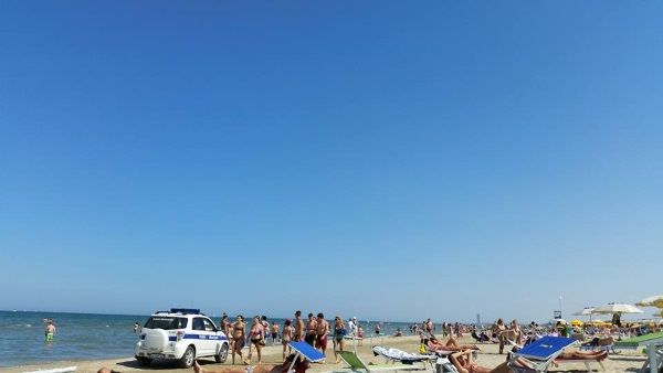 Antiabusivismo - spiaggia sicura