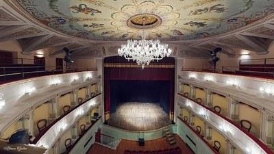 Matterport, teatro comunale