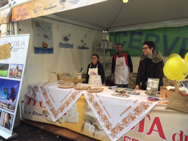 Cremona, festa del torrone