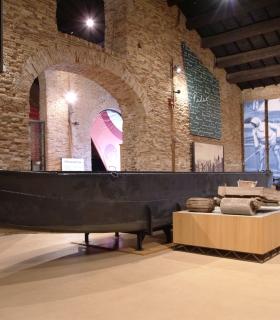 Musa - Museo del Sale, interno