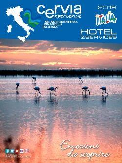 Catalogo Ospitalità 2019, copertina