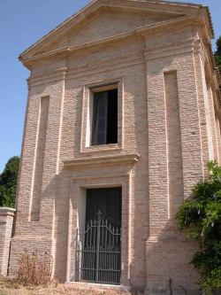 Chiesa di San Giuseppe di Castiglione - esterno