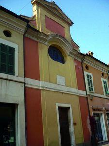 Chiesa di Santa Maria del Suffragio - esterno
