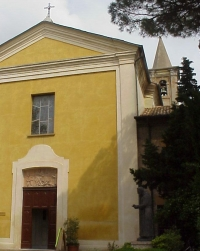 Chiesa Sant'Antonio da Padova - esterno