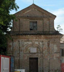 Oratorio di San Lorenzo - esterno