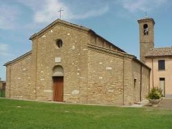 Pieve di Santo Stefano - esterno