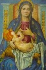 Quadro della Madonna del Pino