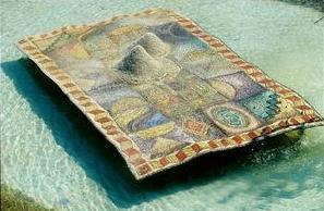 Fontana Il Tappeto Sospeso - diapo