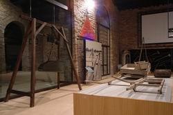 Musa - Museo del Sale - attrezzi in legno