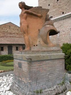 Statua della Thalàtta