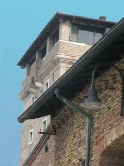 Torre San Michele - esterno