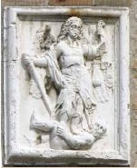Torre San Michele - stemma