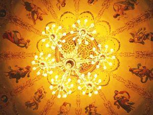 Teatro Comunale - lampadario